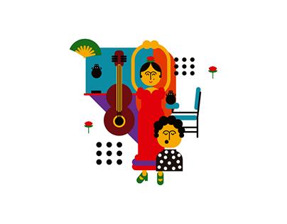 Asignatura Flamenca