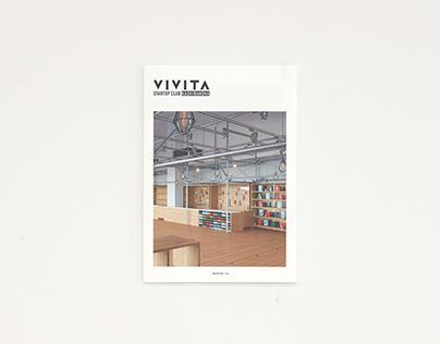VIVITA STARTUP CLUB 柏の葉 Brochure