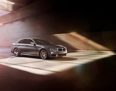 BMW 5 Series - Dynamic