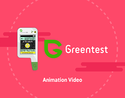 Green Test - infographic video