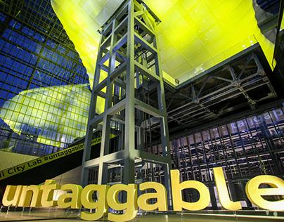 AUDI CITY LAB #untaggaleknowledge 2016