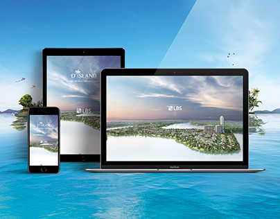 D' Island - Web Design & Development