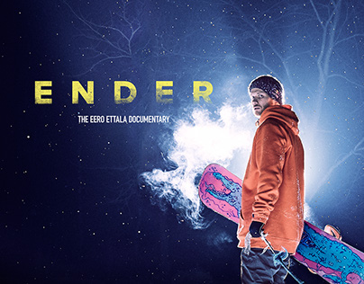 Ender movie // Logo / Poster / Titles / Credits
