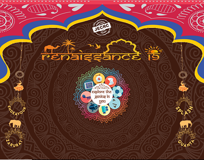 Rajasthani Theme Home Page