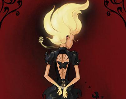 Alice: Asylum Fanart Illustrations
