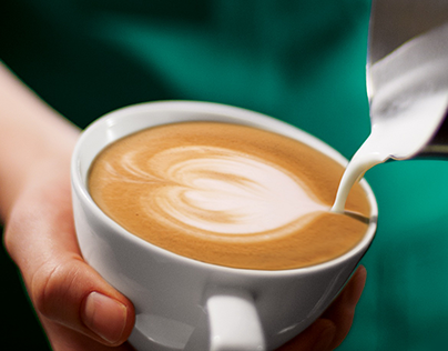 Starbucks Korea Web & App Promotion Design