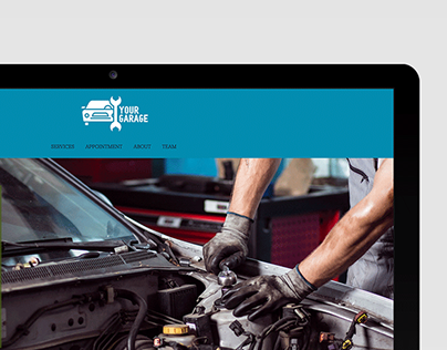 Auto Garage Website