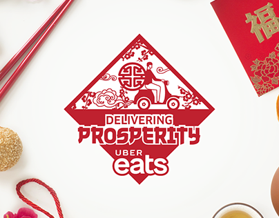 UberEats - CNY Delivering Prosperity 2018