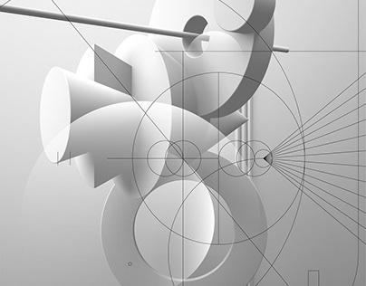 Deconstructive Constructive — Poster Series