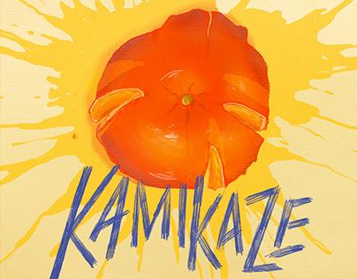 Kamikaze -book cover