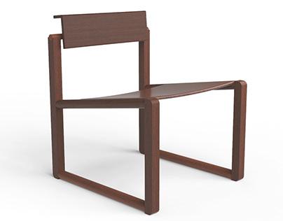 Hyvä - An Indoor & Outdoor Lounge Chair