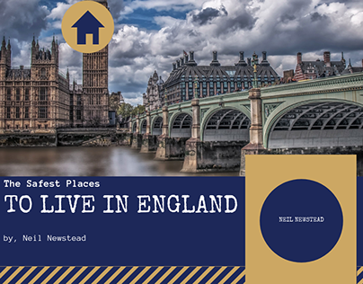 Safest Places to Live in England | Neil Newstead