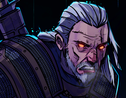 Witcher 3 Wild Hunt - FanArt