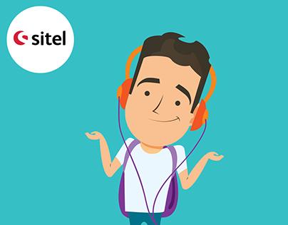 """Digital Campaign - """"Aquí en Sitel, se puede."""""""