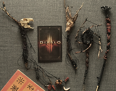 ᚯ ᛫ Wands & Books