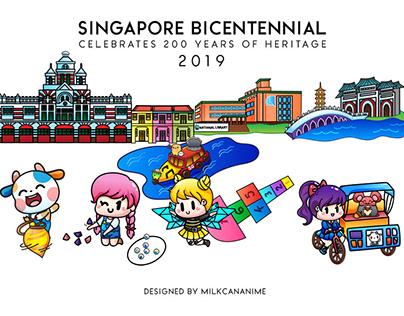 Singapore Bicentennial 2019