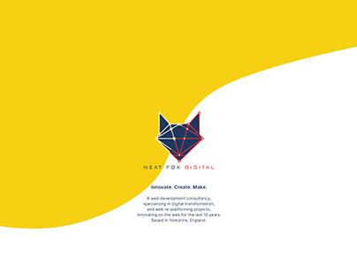 Neat Fox Website Design