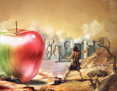 David vs. The Big Apple