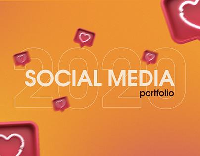 SOCIAL MEDIA PORTFOLIO 2020