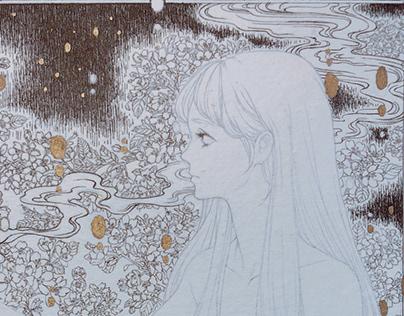 Love Is Sakura After Rain