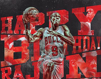 NBA Social Media Illustrations