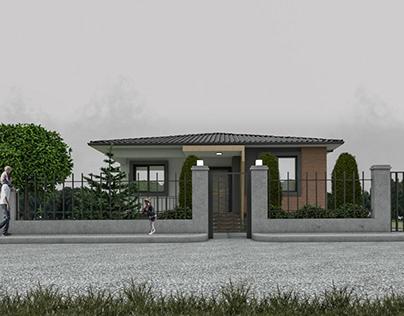 Köy Evi Tasarımı