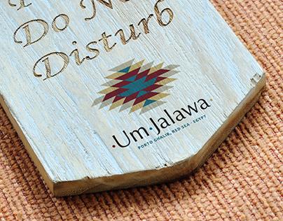Um Jalawa Logo