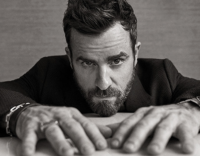 Justin Theroux | ESQUIRE Middleeast A/W 2018