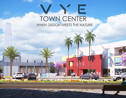 VYE Town Center Design Competition - 3rd Prize