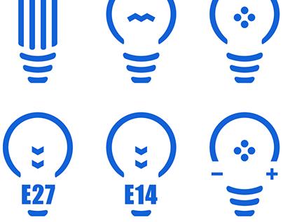Free LED Icons