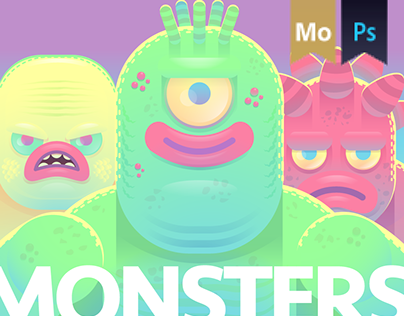 Monsters.