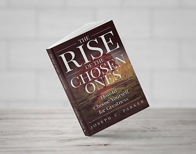 The Rise of the Chosen Ones - Book Cover