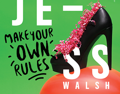 Make Your Own Rules / AIGA Presents Jessica Walsh