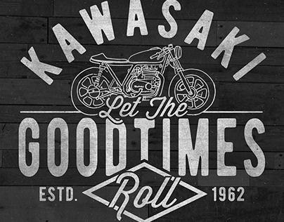 Let The Good Times Roll: Kawasaki