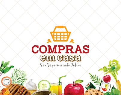 Compras em Casa Supermercado Online