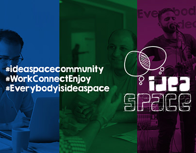 Ideaspace Brand Positioning online Campaign