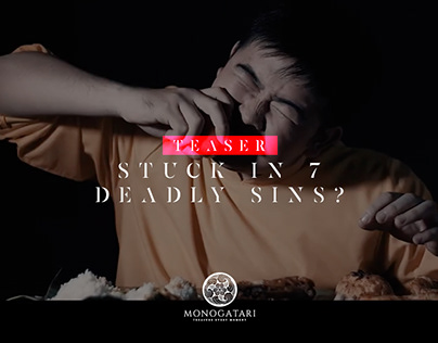 Stuck in 7 Deadly Sins? - Conceptual Cinematography