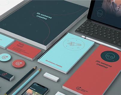 Criatura del espacio - Branding project