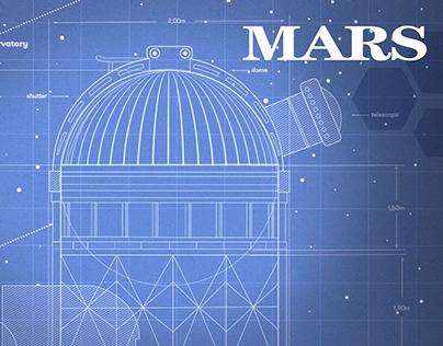 Mars Launchpad Animation