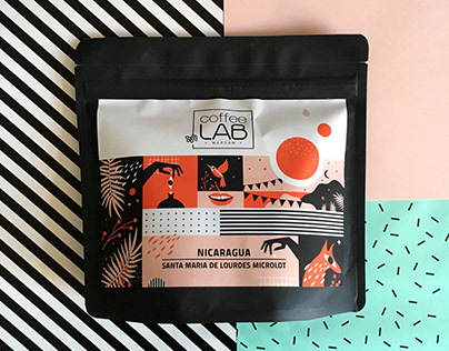Coffee packaging: Coffee Lab