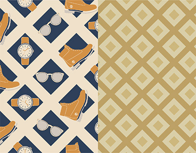 Timberland - print design