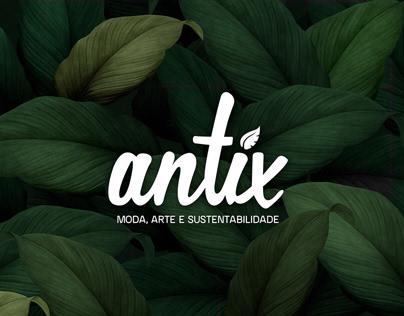ANTIX - Moda, Arte e Sustentabilidade