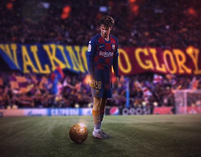 Ronaldinho Wallpaper On Behance