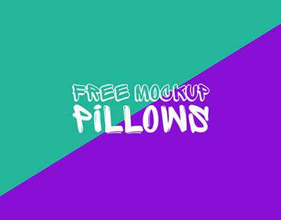 Mockup Free | Pillows