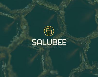 SALUBEE | Honey Logo Presentation