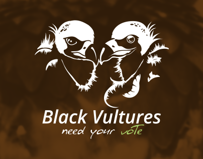 Black Vultures need your vote