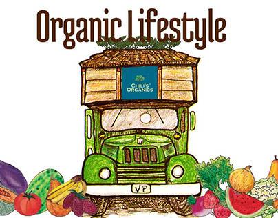 Branding for Chilis Organics Farm