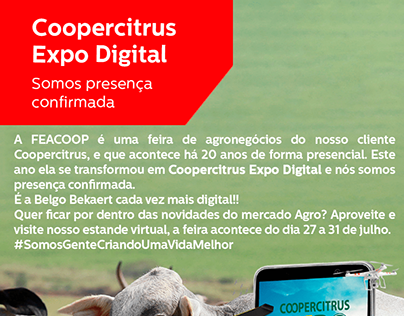 Coopercitus - Feira de agronegócios