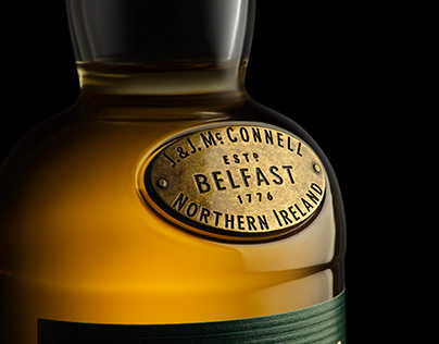 McConnell's Irish Whiskey