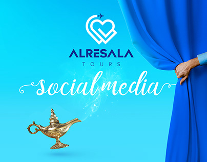 Social Media - Al Resala Tours